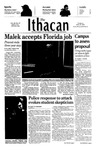 The Ithacan, 2001-04-26 by Ithaca College