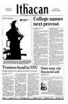 The Ithacan, 2002-02-07