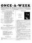 Once-A-Week, 1926-12-06
