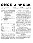 Once-A-Week, 1927-03-28 by Ithaca Conservatory and Affiliated Schools