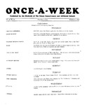 Once-A-Week, 1928-03-01 by Ithaca Conservatory and Affiliated Schools