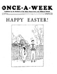 Once-A-Week, 1929-03-28 by Ithaca Conservatory and Affiliated Schools