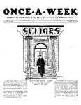 Once-A-Week, 1929-04-25 by Ithaca Conservatory and Affiliated Schools