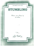 Stumbling by Confrey Zez