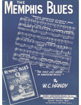 The Memphis blues: of Mister Crump: vocal edition with Norton's famous lyrics