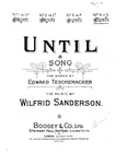 Until: song