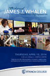 2014 Whalen Symposium Program by Ithaca College